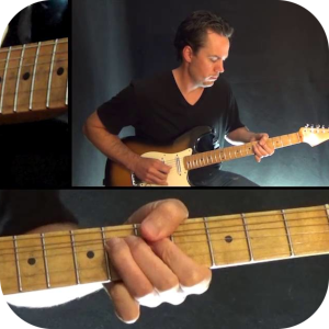 Carl Brown - Master Guitar Teacher, Image used under Fair Use in US Copyright Law