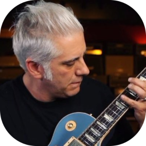 Rick Beato - Producer and Guitarist, Image used under Fair Use in US Copyright Law